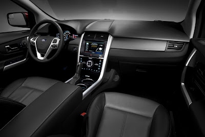 2011 Ford Edge Interior View