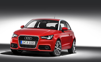 2011 Audi A1 Car Wallpaper