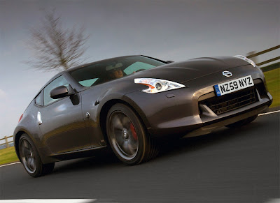 2010 Nissan 370Z Black Edition Photo