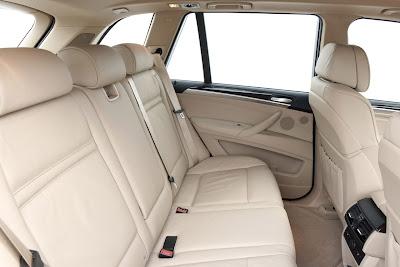 2011 BMW X5 Seats