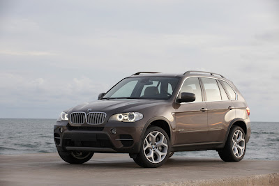 2011 BMW X5 Luxury Car