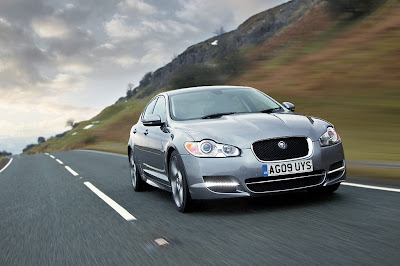 2011 Jaguar XF S Test Drive