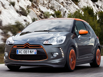 2011 Citroen DS3 R Sport Car