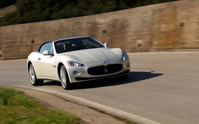 2011 Maserati Granturismo Convertible Exotic Car