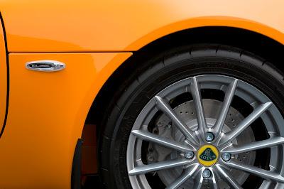 2011 Lotus Elise Wheel