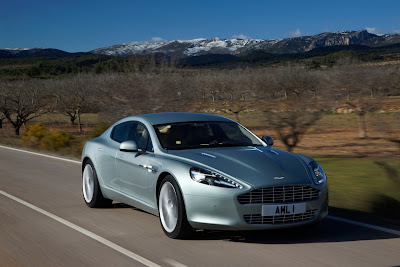 2010 Aston Martin Rapide Car Picture