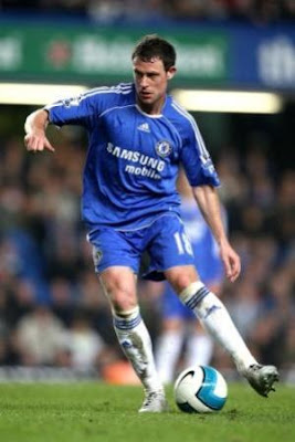 Wayne Bridge Football Picture