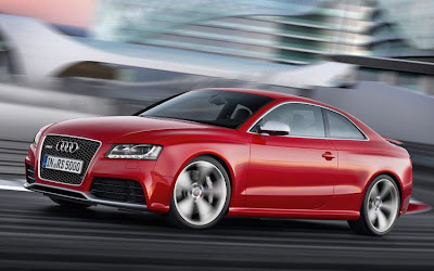 2011 Audi RS 5 First Look