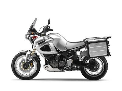 2010 Yamaha XT1200Z Super Tenere Side View