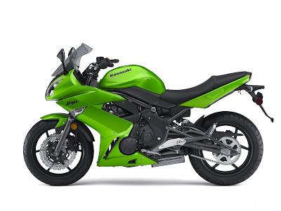 2010 Kawasaki Ninja 650R Photo