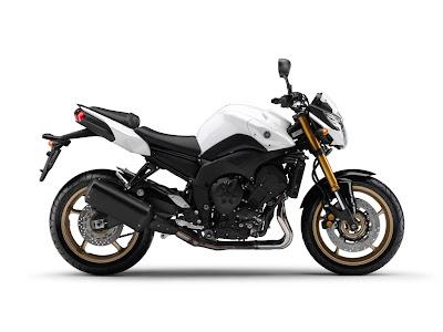 2010 Yamaha FZ8 Sport Bike