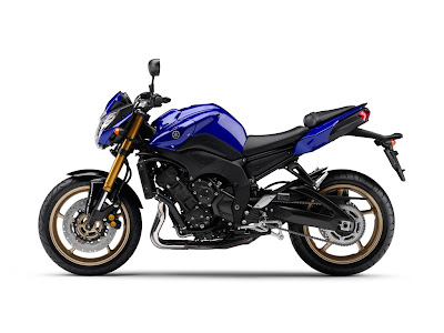 2010 Yamaha FZ8 Blue Series