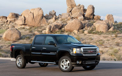 2011 GMC Sierra Denali Heavy Duty Super Truck