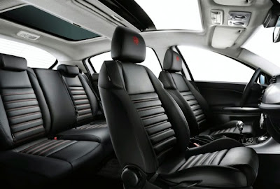 2011 Alfa Romeo Giulietta Seats