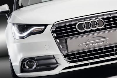 2010 Audi A1 e-Tron Headlight
