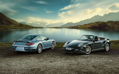 2010 Porsche 911 Turbo S Car Wallpaper