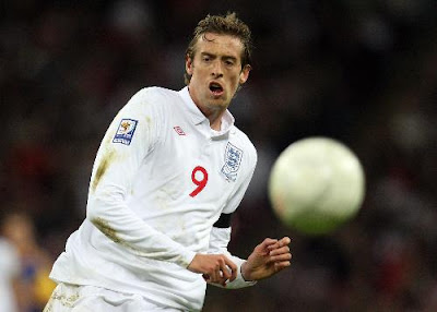 Peter Crouch English Football Player