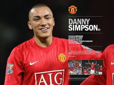 Danny Simpson Football Wallpaper