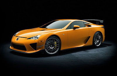 Lexus LFA Special Edition Car Wallpaper