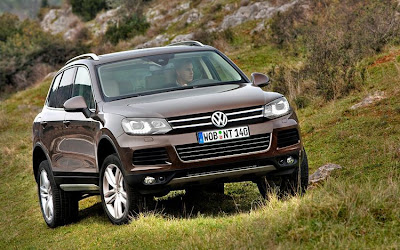 2011 Volkswagen Touareg Picture