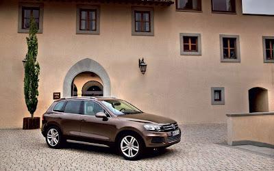2011 Volkswagen Touareg Photo