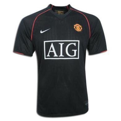 Manchester United  Black Custom