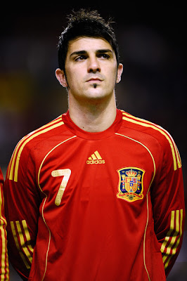 David Villa Wallpaper on David Villa Top Football Player Jpg