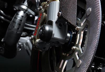 Ducati Monster Titanium Disc Brake