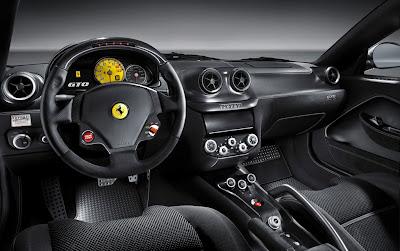 2011 Ferrari 599 GTO Interior
