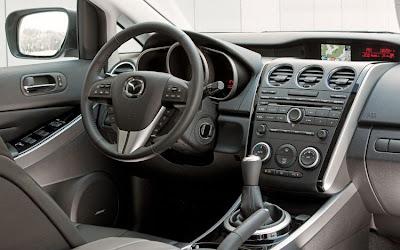 2010 Mazda CX-7 Diesel Interior