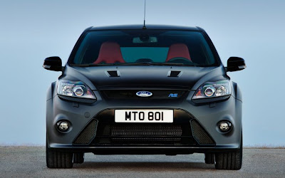 2011 Ford Focus RS500 Front View