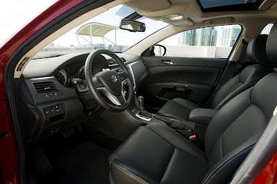 2011 Trend Suzuki Kizashi Sport Pictures