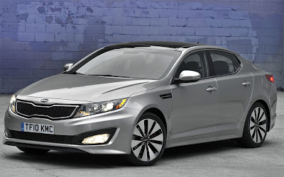 2011 Kia Optima Luxury Car