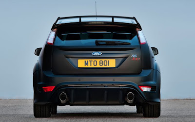 2011 Ford Focus RS500 Rear View