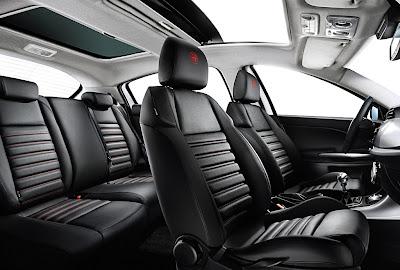 2011 Alfa Romeo Giulietta Seats Image
