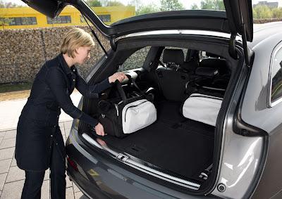 2011 Audi Q7 Trunk