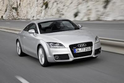 2011 Audi TT Photo