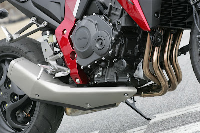 2010 Honda CB1000R Best Engine