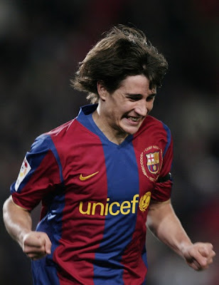 Bojan Krkic Best Football Player
