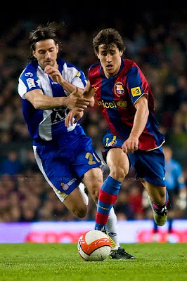 Bojan Krkic Football Picture