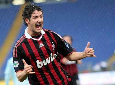 Alexandre Pato Football Wallpaper