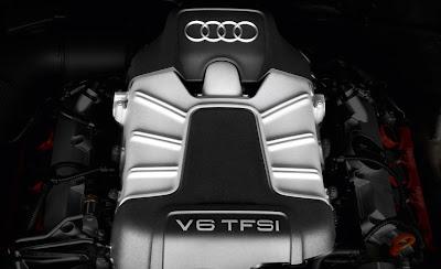 011 Audi Q7 Engine