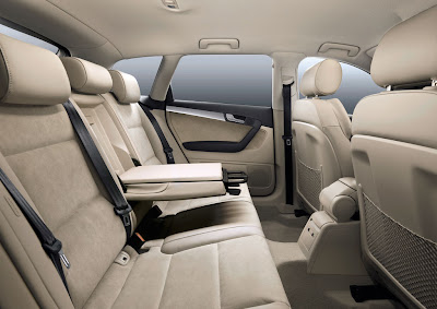 2011 Audi A3 Sportback Rear Seats Picture