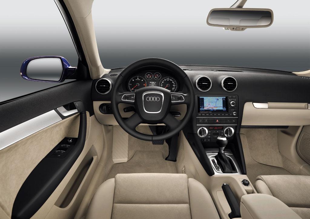 Audi A3 White Sportback. 2011 Audi A3 Sportback White