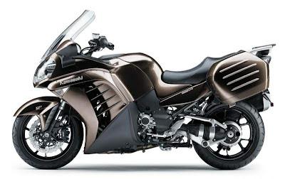 2010 Kawasaki GTR 1400 Concours Picture