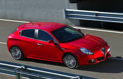 2011 Alfa Romeo Giulietta Image