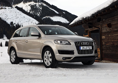 2011 Audi Q7 Car Wallpaper