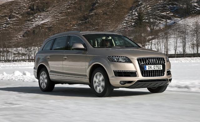 2011 Audi Q7 Images