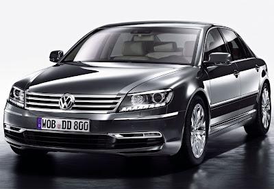 2011 Volkswagen Phaeton Sport Sedan