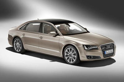 2011 Audi A8 L Car Wallpaper